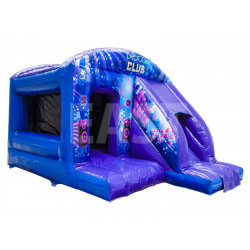 Disco Box Jump And Slide