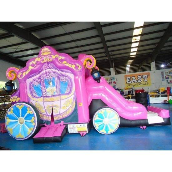 Princess Carriage Pula Pula Inflavel