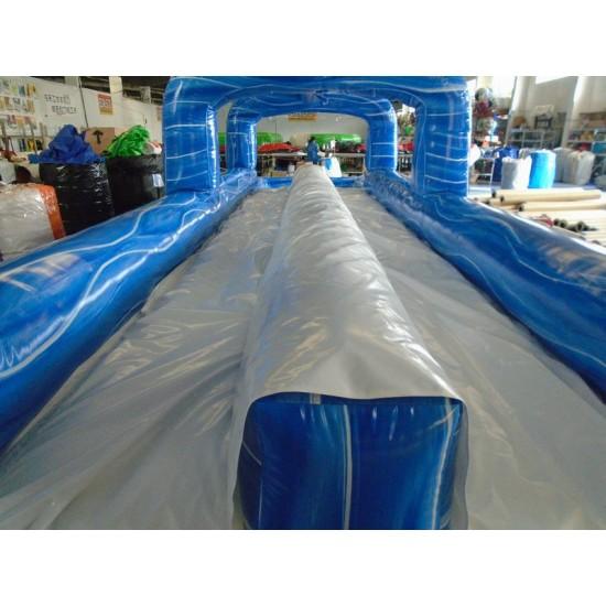 Slide Duplo Surf N Slide Com Piscina