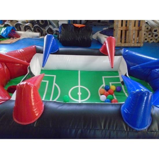 Jogo De Futebol Inflável Do Ar