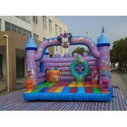 Castelo Saltitante De Mickey Mouse