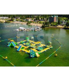 Parque Aquático Inflável